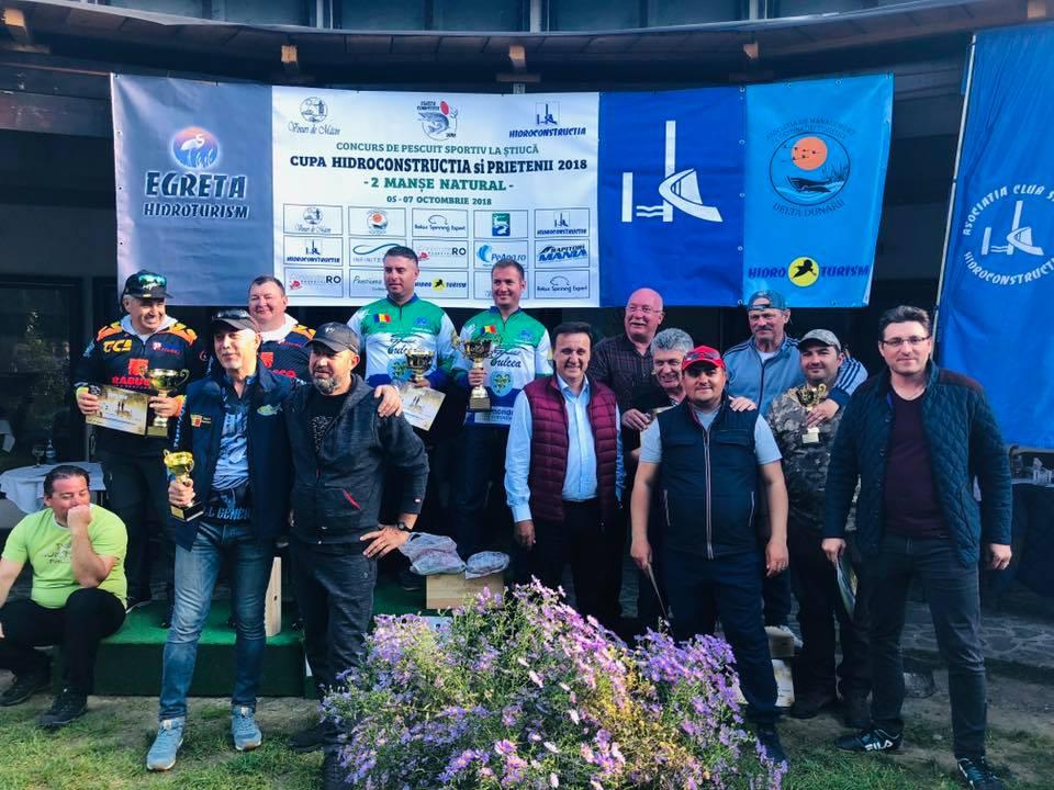 Concursurile de pescuit sportiv, vestitorii primăverii pentru turismul din deltă