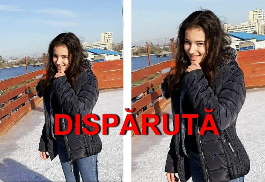 Tânără de 19 ani dată dispărută de două zile!