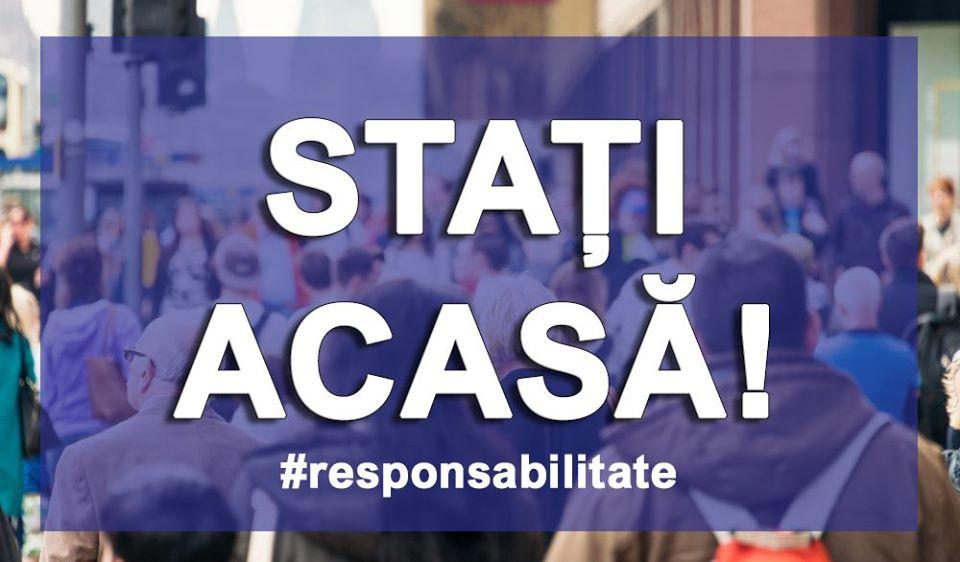 Ordonanța militară 3 - România în carantină totală de la ora 12.00