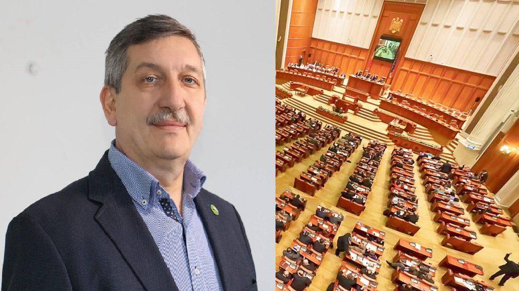 Deputatul Lucian Simion îi scrie, din nou, ministrului Costel Alexe