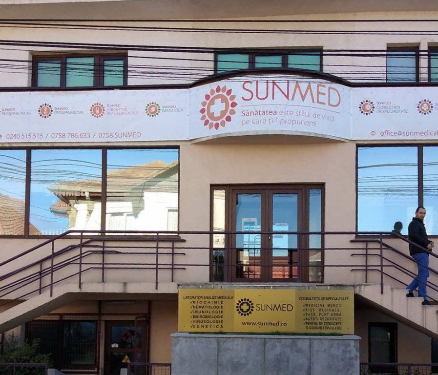 Clinica SunMed - Programări prin WhatsApp