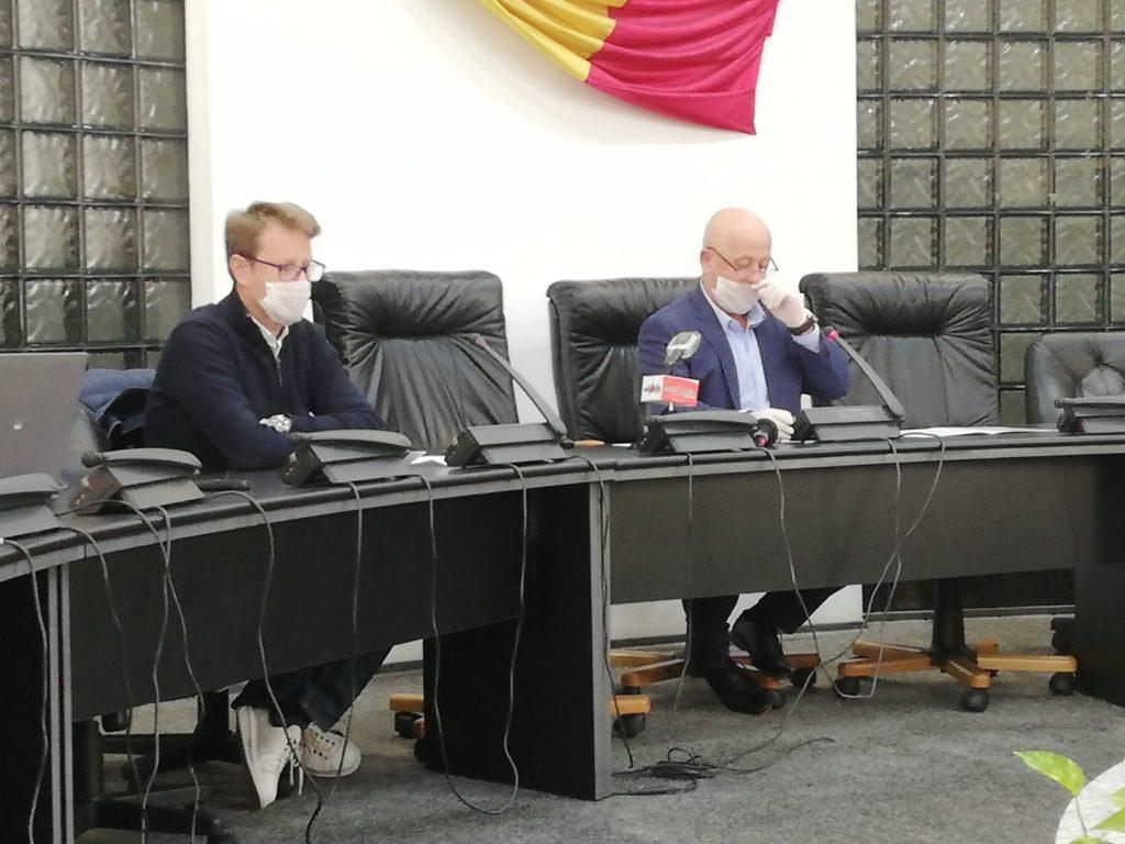 Măsuri luate de Legislativul județean pentru combaterea coronavirusului