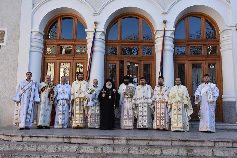 Episcopia Tulcii alături de personalul medical din Spitalul Județean de Urgență Tulcea