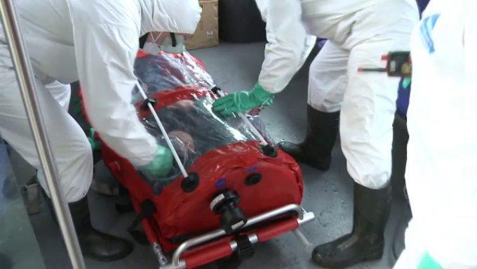 Un bărbat din municipiu, suspect de infectare cu Covid-19, a fost dus cu izoleta la Constanța