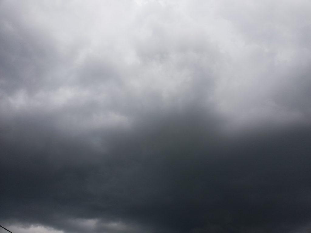 Cod portocaliu de ploi torențiale, grindină și descărcări electrice