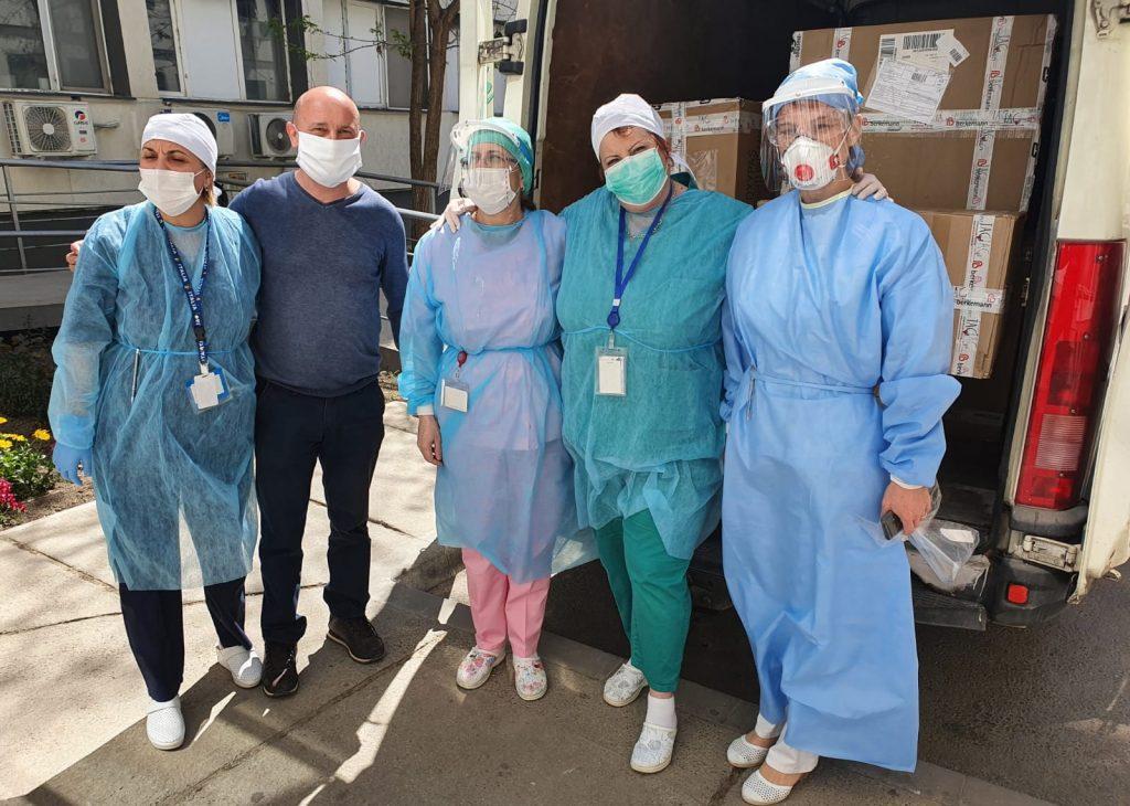 Oameni cu suflet mare! 30.000 de lei donații pentru UPU de la omul de afaceri Ion Luchian