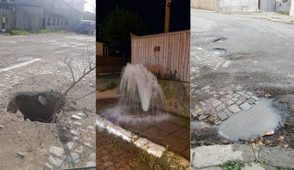 Aquaserv Măcin, boala cronică a oraşului! Măcinenii sunt la un pas de revoltă!