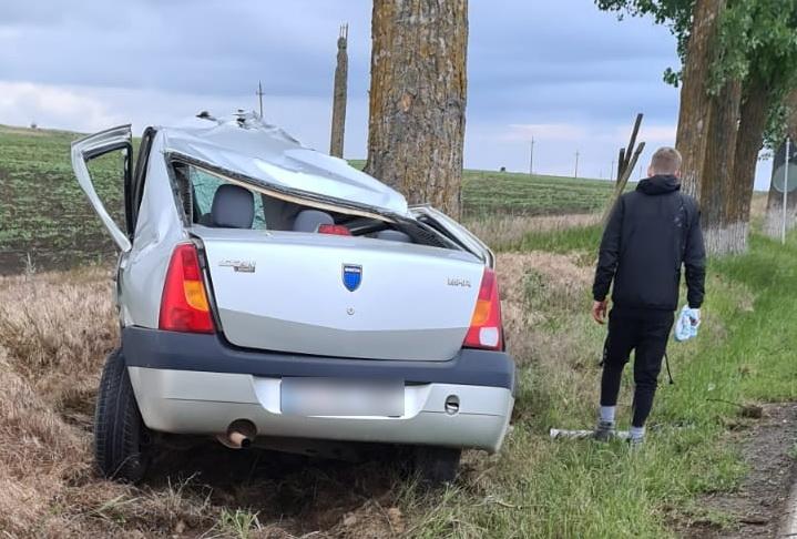 Copilă de 16 ani decedată într-un nou accident pe drumul groazei Tulcea - Agighiol - VIDEO