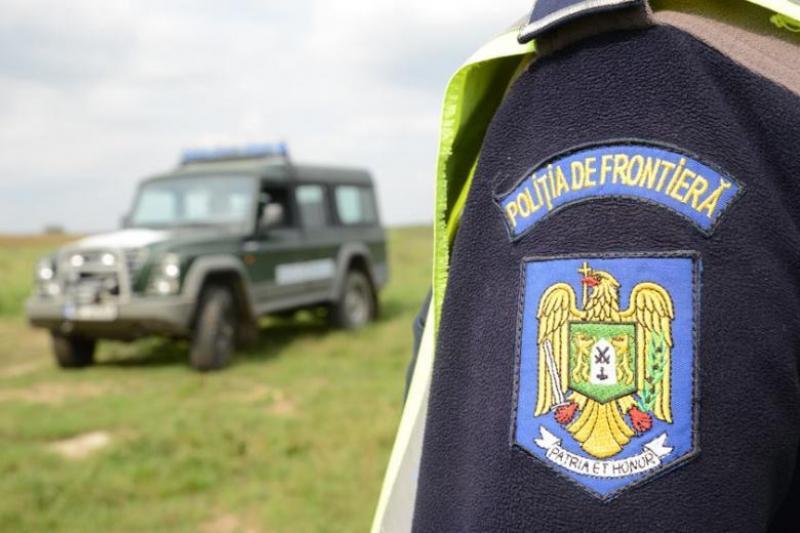 Trei polițiști de frontieră din Tulcea au fost confirmaţi cu Covid-19