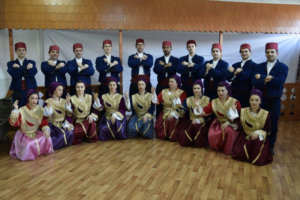 """Ansamblul """"Baladele Deltei"""" participă laFestivalul Internațional de Folclor""""Cântecele munților"""" de la Sibiu"""