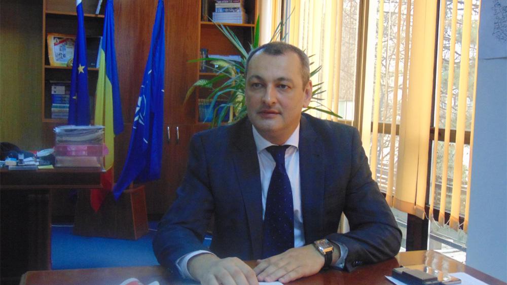 Fostul prefect PSD, Lucian Furdui, s-a înscris la Pro România