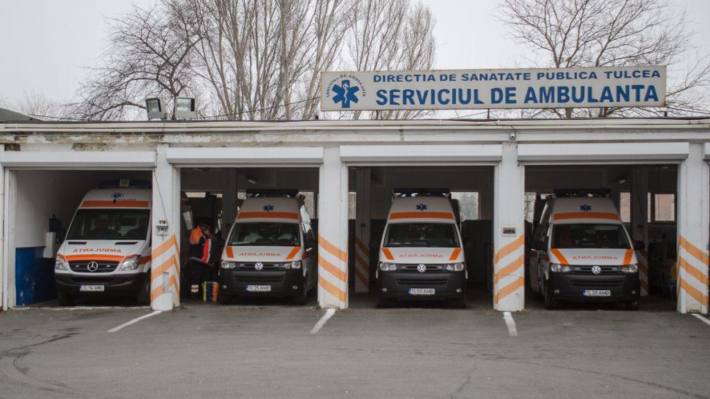 28 iulie - Ziua naţională a Ambulanţei