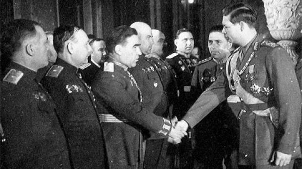 August 1944.....în judeţul Tulcea