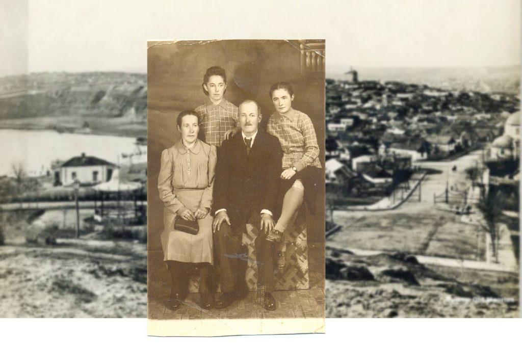 File de istorie - Familia Stumpf
