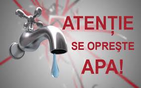 Mâine se oprește apa pe C. Gavrilov, Rozmarin și Neptun