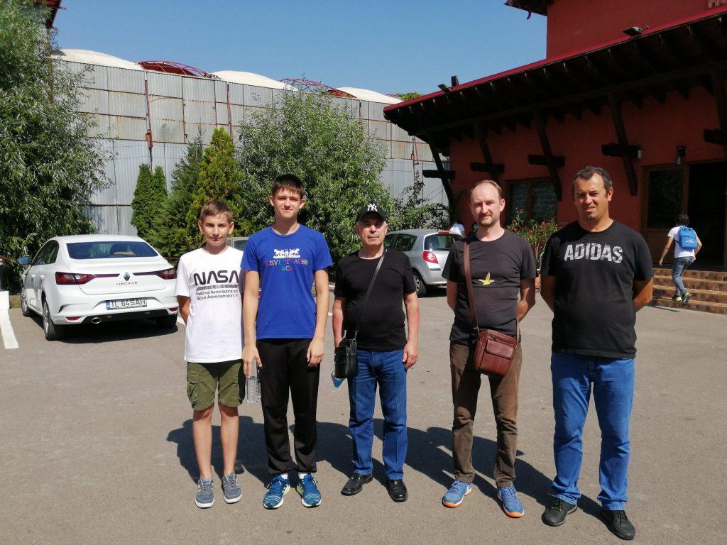 Rezultate frumoase pentru juniorii tulceni la Campionatul Național pe Echipe – Șah Rapid și Blitz