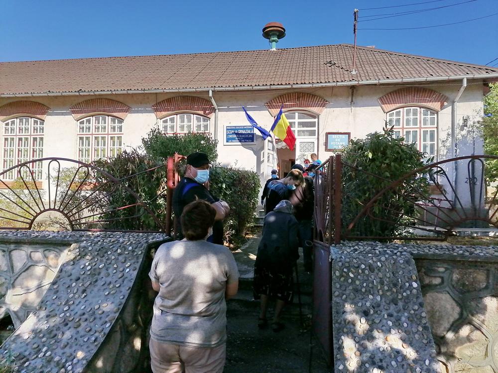 Tentativă de furt electoral la Babadag