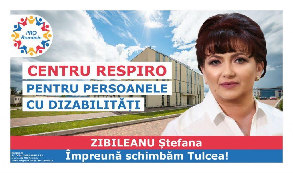 PRO România propune un CENTRU de tip RESPIRO la Tulcea (P)