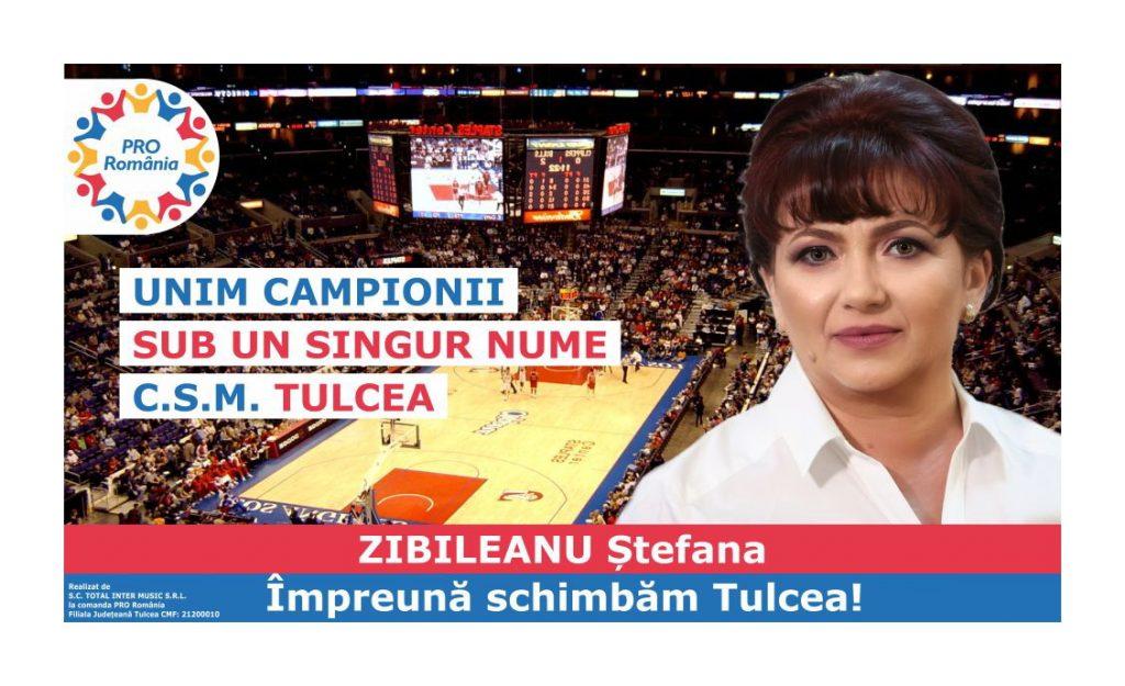 Pro România uneşte campionii sub un singur nume: Clubul Sportiv Municipal Tulcea (P)