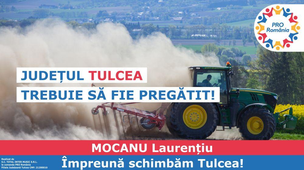 Județul Tulcea trebuie să fie pregătit! (P)