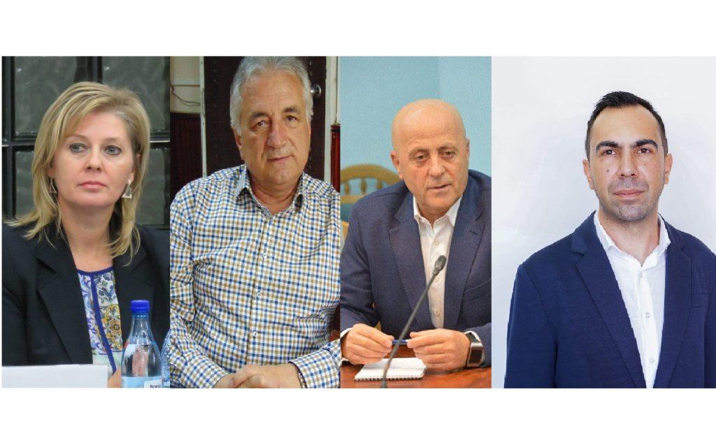 Principalii concurenți ai alegerilor - Declarații la final