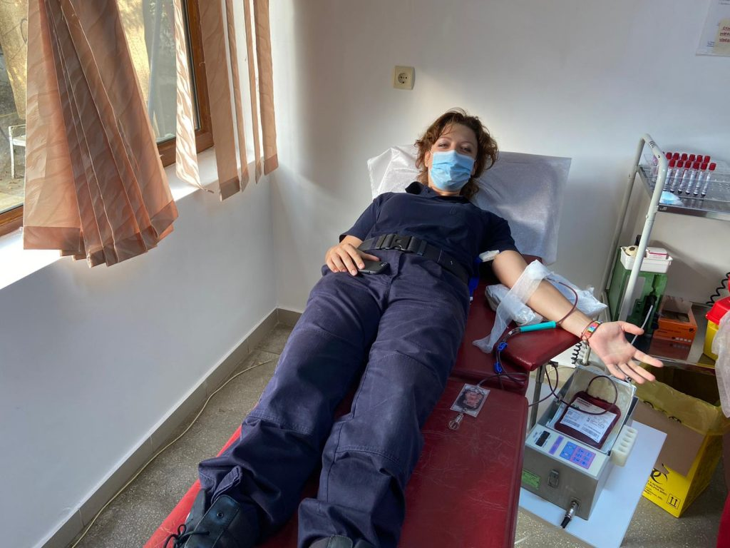 Donarea de sânge trebuie să continue! Salvatorii donează pentru viață!