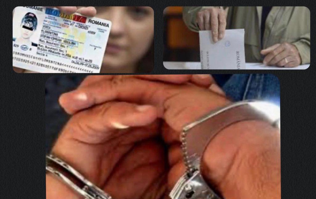 Turism electoral cu iz de penal, la Valea Teilor
