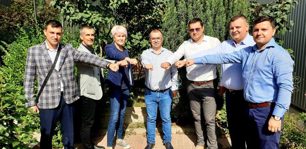 PNL a bătut palma cu PER și USR! Dragoș Simion și Cristian Porneală, potențiali viceprimari