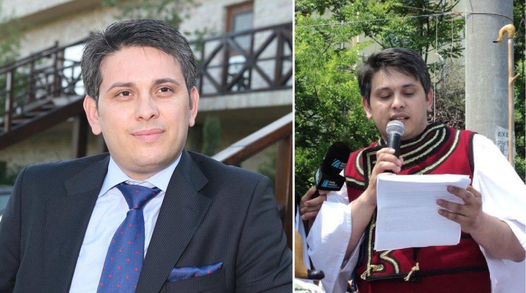 Sterică Fudulea este noul Presedinte al Comunitații Armâne din România