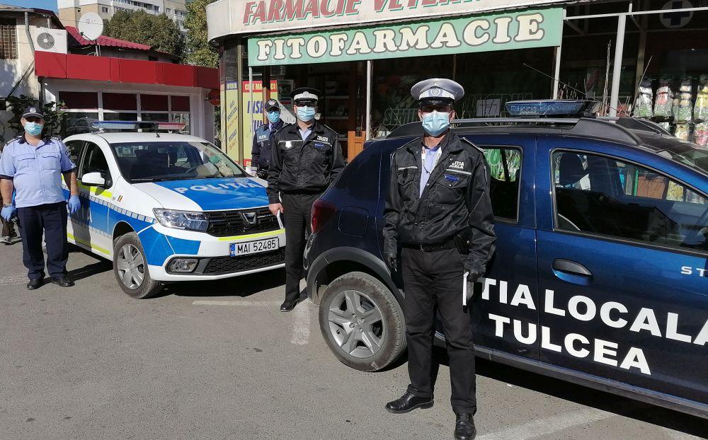 Forţe MAI şi locale, prezente în teren pe linie de prevenire Covid-19