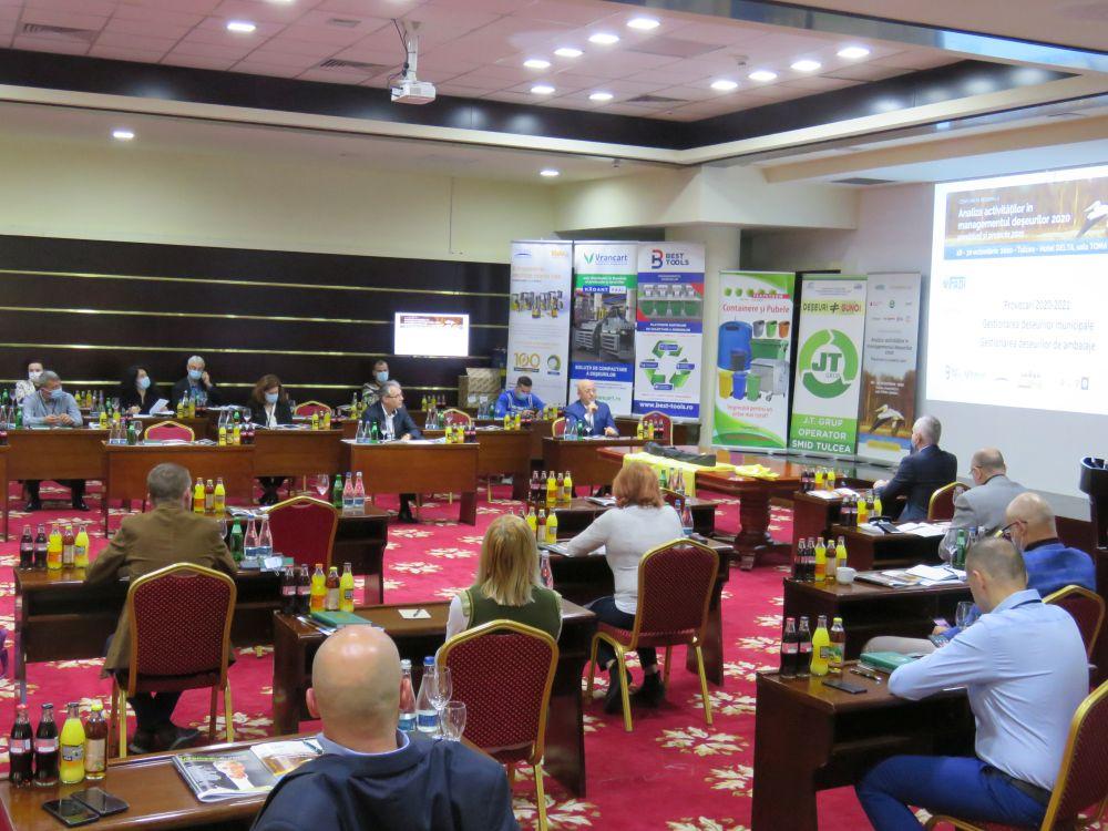 Conferință regională privind managementul deșeurilor