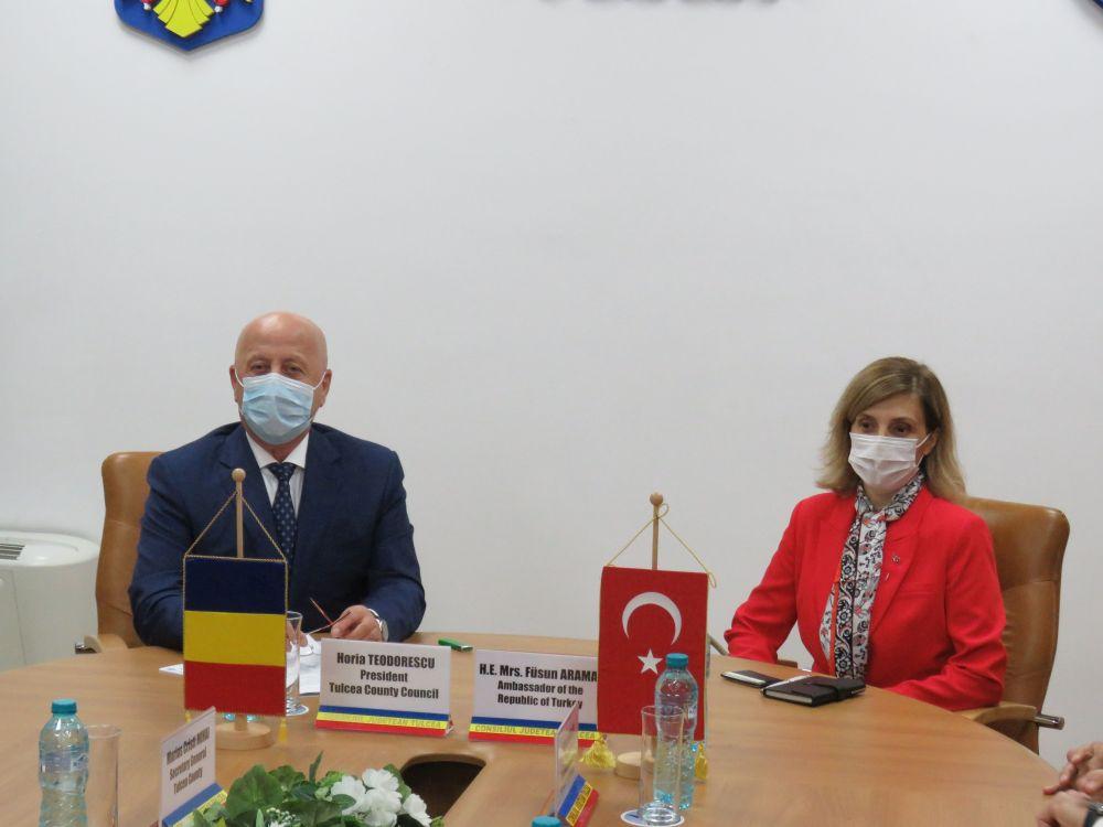 Turcia are, de ieri, Consulat General Onorific la Tulcea