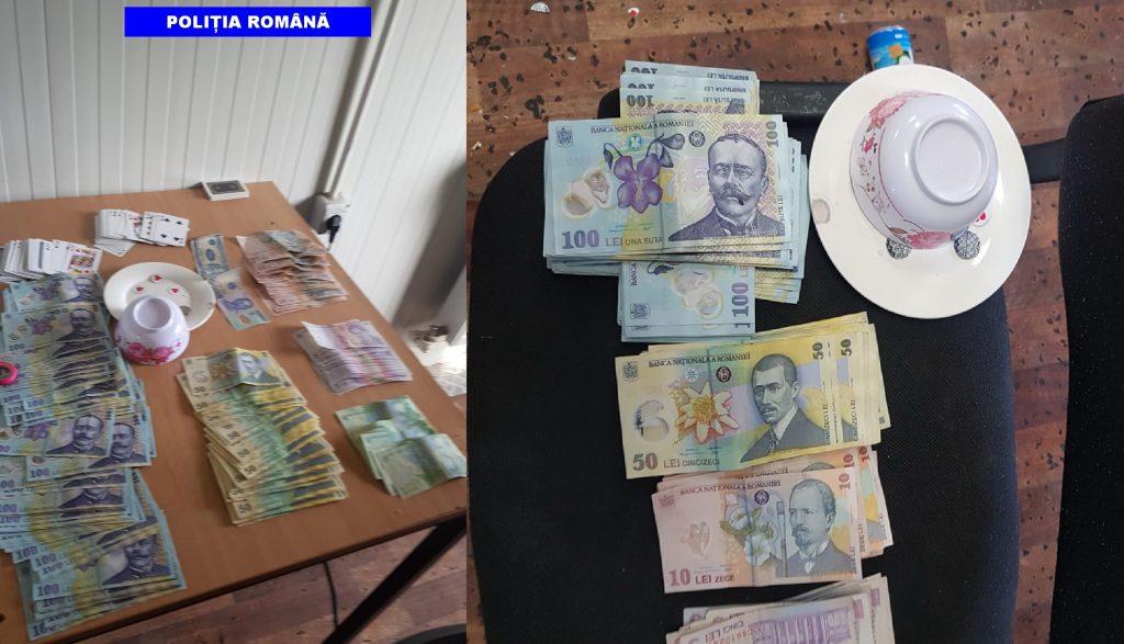 Poker pe bani şi trafic de alcool la vietnamezii din campusul şantierului naval