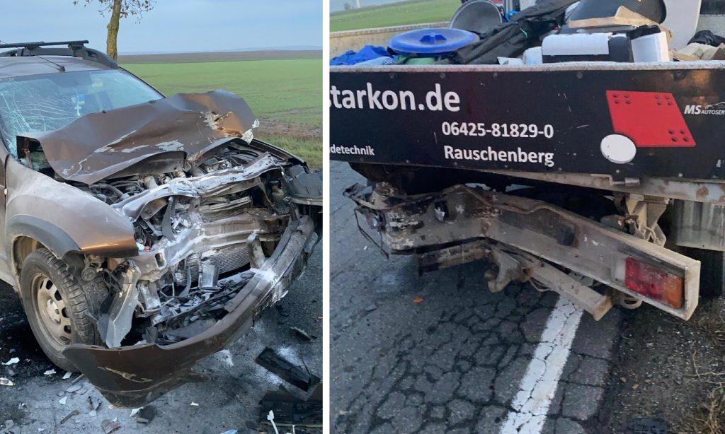 Accident cu două victime între Topolog şi Saraiu