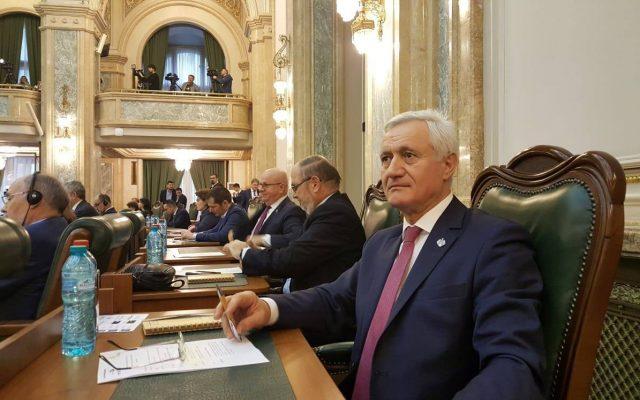 Senatorul securist Ganea a fost exclus din PSD