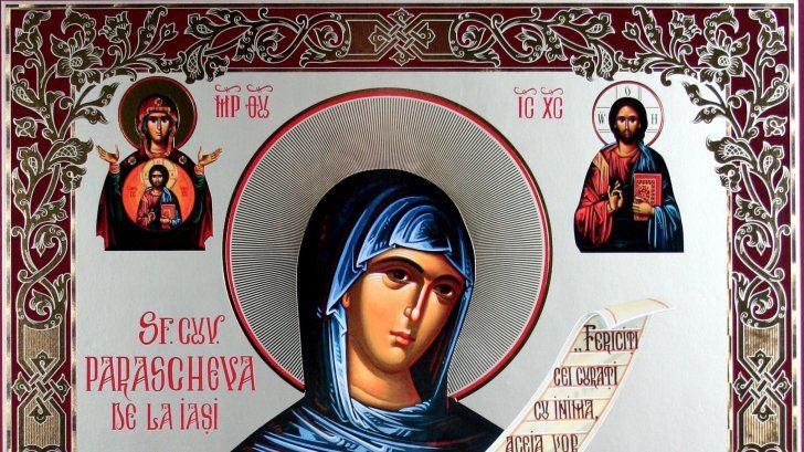 Viaţa Sfintei Parascheva