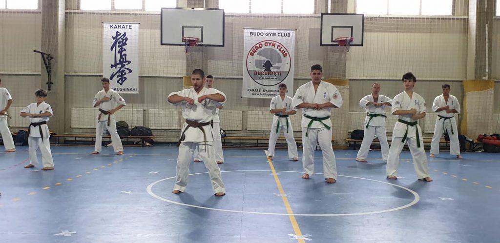 Tulcea are o nouă centură neagră în Kyokushin. Sensei Pănuță a demonstrat din nou!