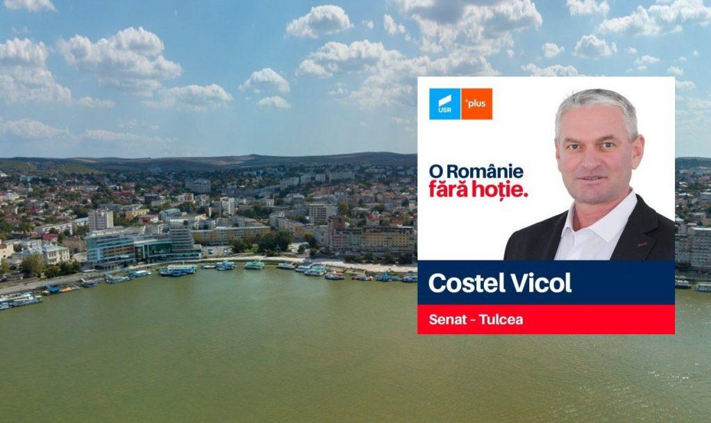 Costel Vicol - USR Plus: