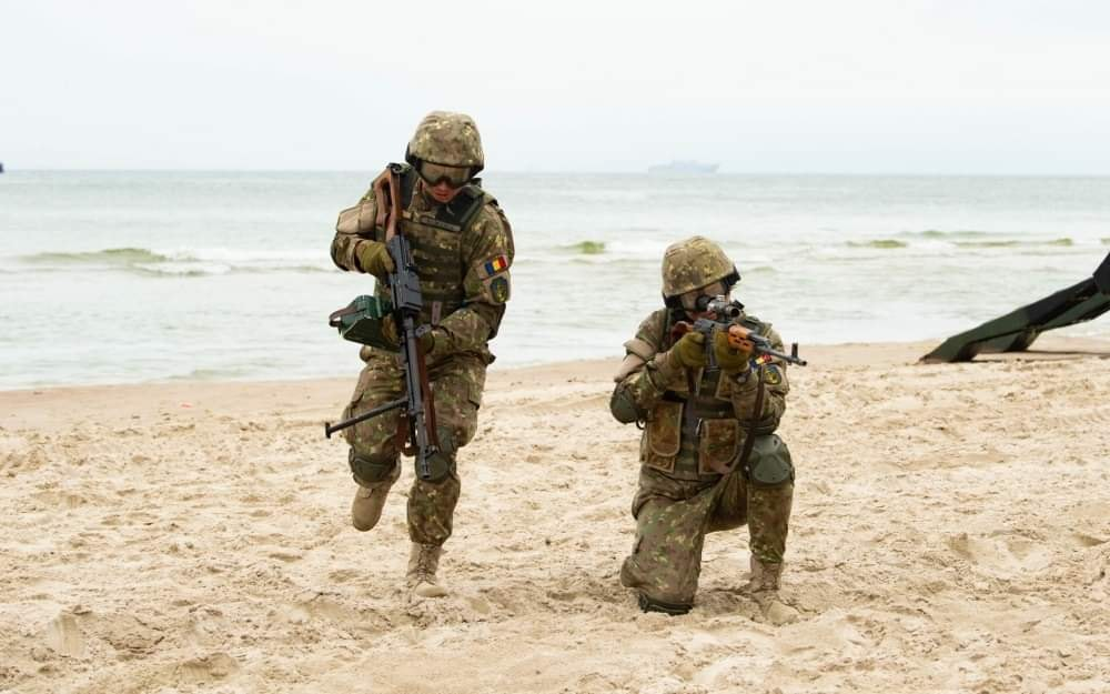 29 Noiembrie- Ziua Infanteriei Marine