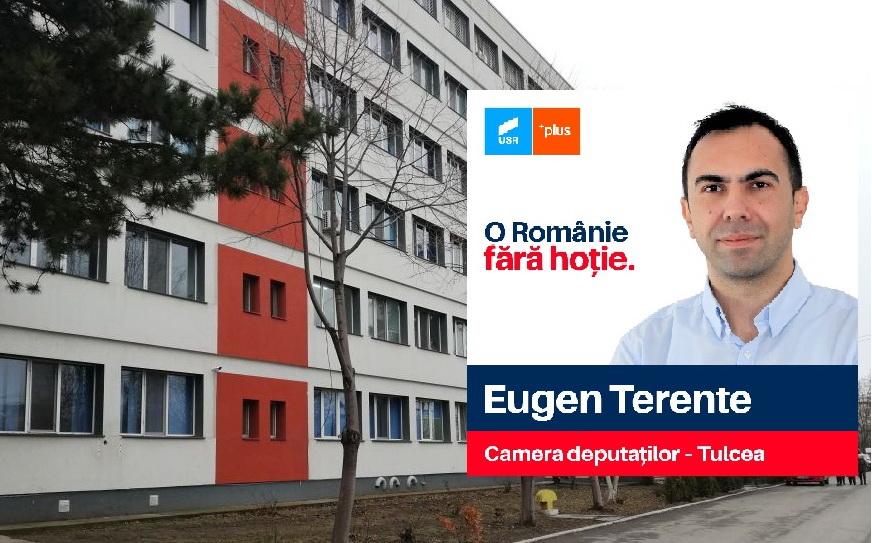Eugen Terente - USR Plus: