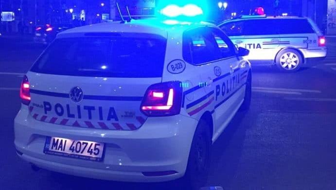 Minor din Constanţa prins beat la volanul unei maşini furate, reţinut de poliţişti