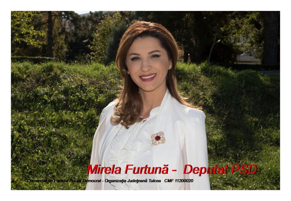 """Mirela Furtună: """"Să învățăm să vedem mai mult partea frumoasă a României"""""""