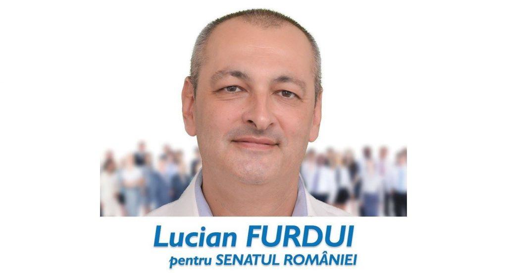 Lucian Furdui - Pro România: