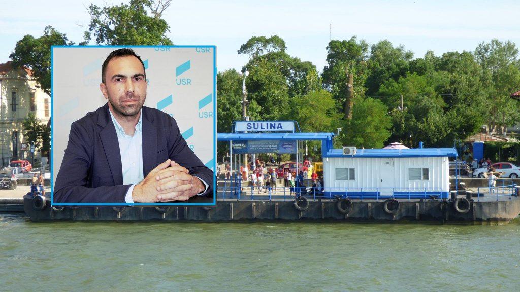 Demisie la USR Sulina după comentariile la adresa lui Ivan Patzaichin