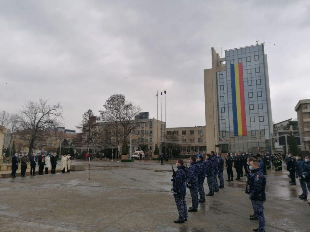 Ceremonial militar și religios dedicat Zilei Unirii Principatelor Române
