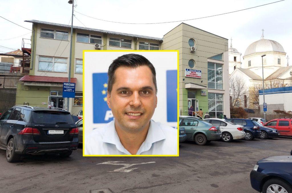 Un consilier personal al primarului Ilie a ajuns director general adjunct la DIAP