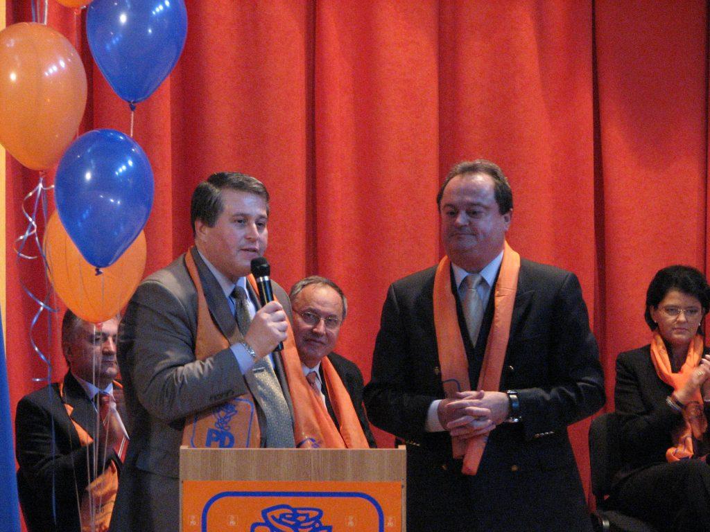 COMUNICAT de PRESĂ - Se cere suspendarea lui Tarhon din PMP
