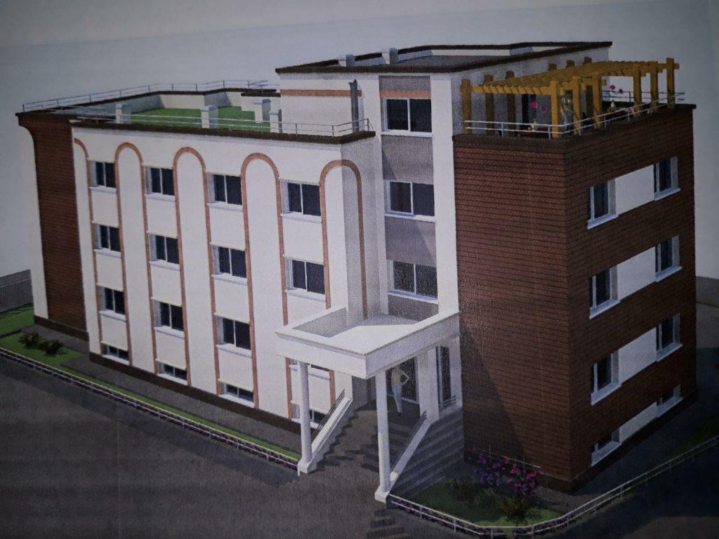 Ne dorim să avem prima clădire verde din județ!!!