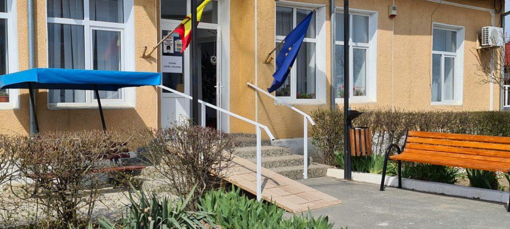 S-a deschis centrul de vaccinare din Sarichioi