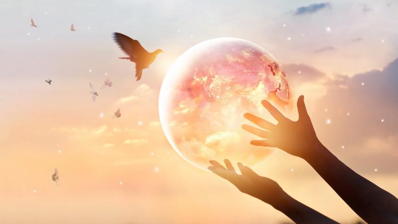 Ziua Planetei Pământ 22 aprilie 2021 -Restaurează-ți Pământul!
